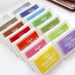 15 Colors Inkpad Handmade DIY <font><b>Craft</b></font> Oil