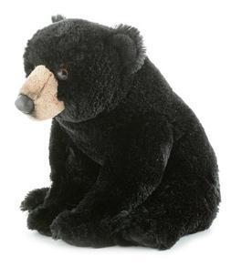 "Aurora World Flopsie Plush Blackstone Bear, 12"""