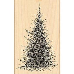 Penny Black 4272K A Splash of Winter Wood Mounted Rubber Sta