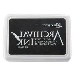 Archival Ink Pad #0 Jet Black 789541031468