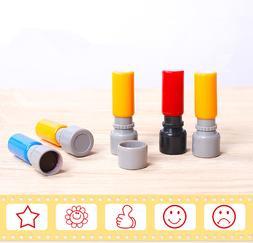 Auto Ink School Teacher Schoolhouse Kids Gift <font><b>Stamp