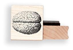 Brain rubber stamp - BR103H