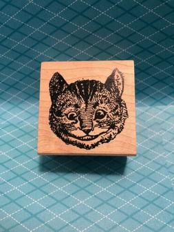 Cat Kitten Rubber Stamp Francisco Crafts Coloring Stamping A