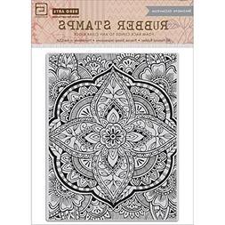 Hero Arts CG638 Basic Grey Spice Market Cling Stamp, Large P