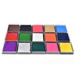 Child Craft Oil Based DIY Ink Pad for Rubber Stamps Fabric W
