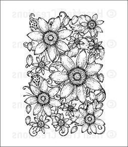 Heartfelt Creations Classic Sunflower - Classic Sunflower st