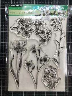 Penny Black Clear Stamps-Nature's Art