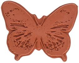 IndigoBlu Cling Mounted Stamp, 4 by 4-Inch, Flutterby Dinkie