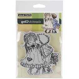 Penny Black 40-182 Cling Rubber Stamp, Ragged Romeo