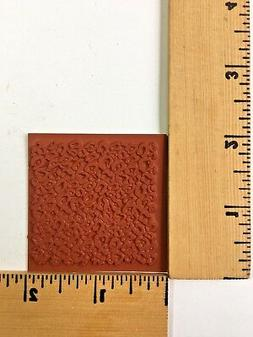 Clearsnap - ColorBox Mini Molding Mat Rubber Stamp - Exotic
