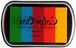 ColorBox Pigment Inkpad 5 Colors-Primary
