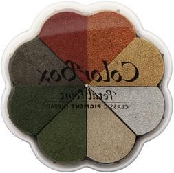 ColorBox Pigment Petal Point Option Pad 8 Colors-Metalextra