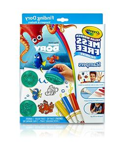 Crayola Mess Free Color Wonder Dory Stamping Set