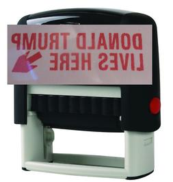 Custom Self Inking Rubber Stamp Traxx 9011   USA SELLER