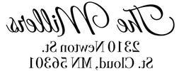 Custom Stamp - Return Address Stamp - Self Inking Stamp Desi