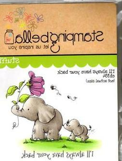 Stamping Bella EB334 I'Ll Always Have Your Back Stuffies Cli