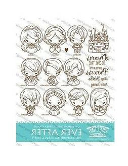EVER AFTER KIT-The Greeting Farm Rubber Stamp-Stamping Craft