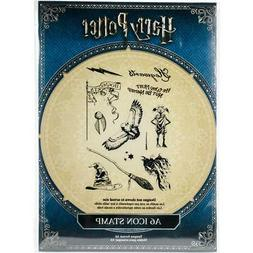 HARRY POTTER Hogwarts Collection Clear Unmounted Rubber Stam