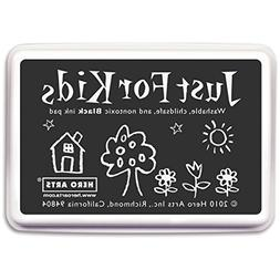 Hero Arts Rubber Stamps Just for Kids, Black