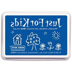Hero Arts Rubber Stamps Just for Kids, Blue