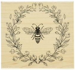 Hero Arts K6224 Mounted Rubber Stamp, Woodblock Stamp - Anti