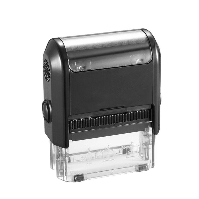 CGS4912 Address Self Inking Stamp+one pad