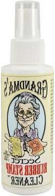 Grandma's Secret Rubber Stamp Cleaner-4 Ounces