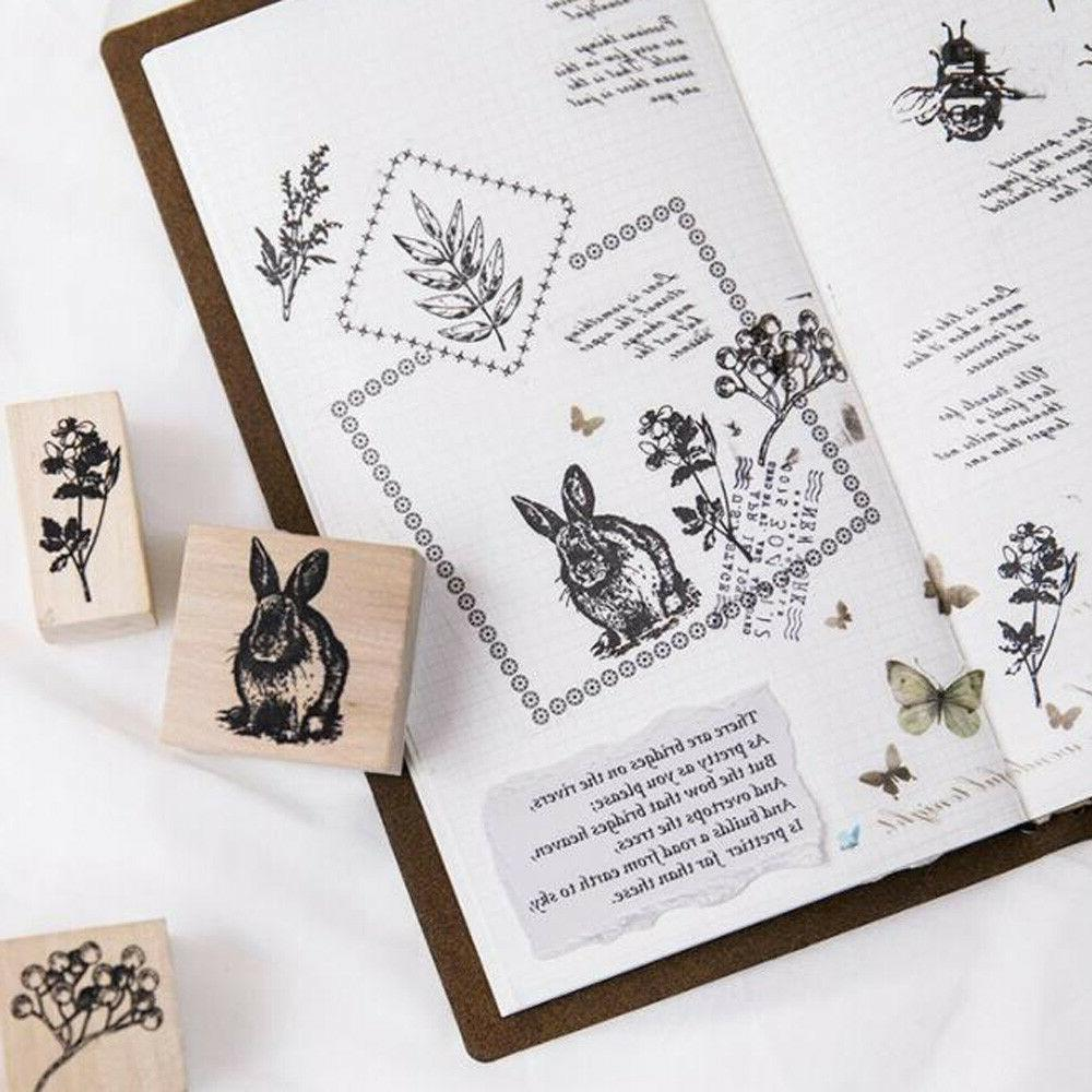Animal Stamp Stamps For Scrapbooking DIY