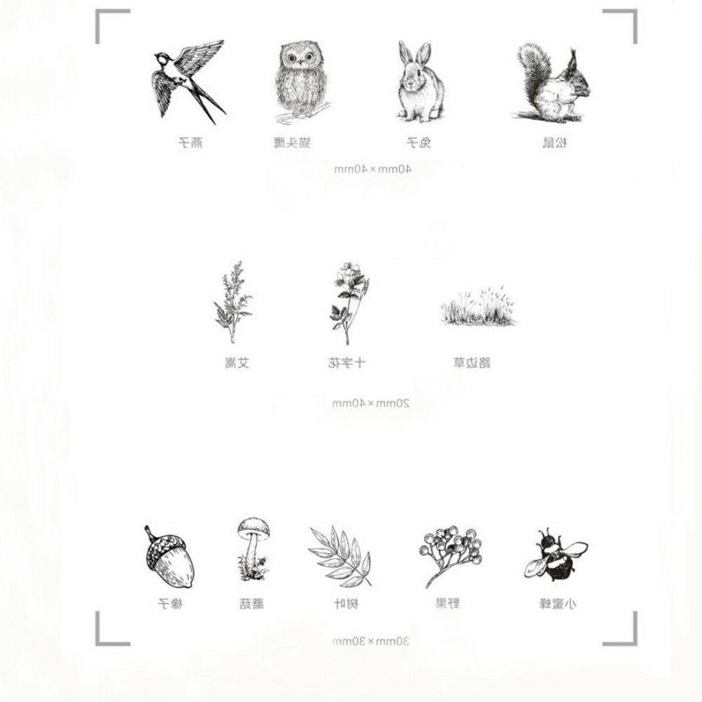 Animal Stamp Stamps