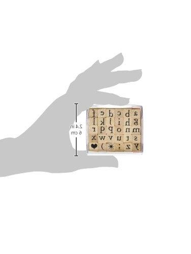Artemio Stamps Alphabet