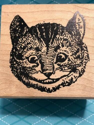 Cat Francisco Stamping Art Journals New