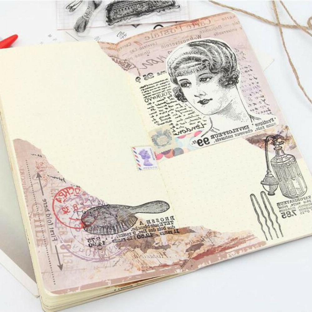 Character Stamps Scrapbook stamp scrapbooking