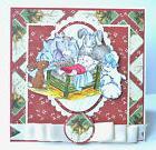 Christmas Nativity with animals L@@K @ examples Art Impressi