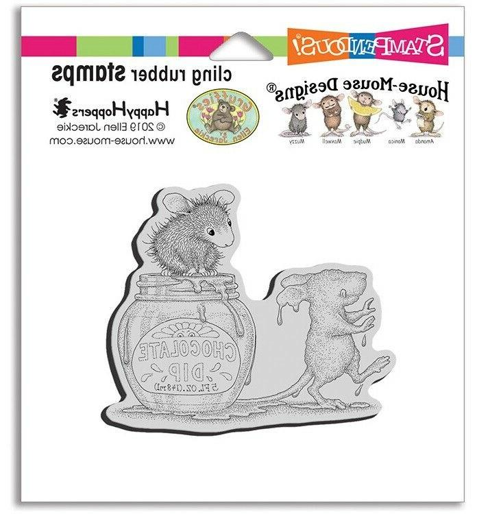Stampendous cling stamp - DIP