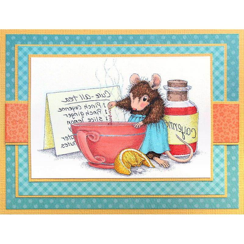 Stampendous stamp - HOUSE MOUSE - ALL