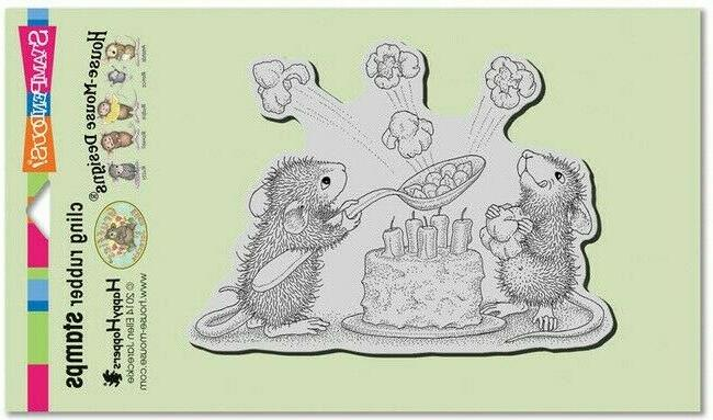 Stampendous rubber stamp
