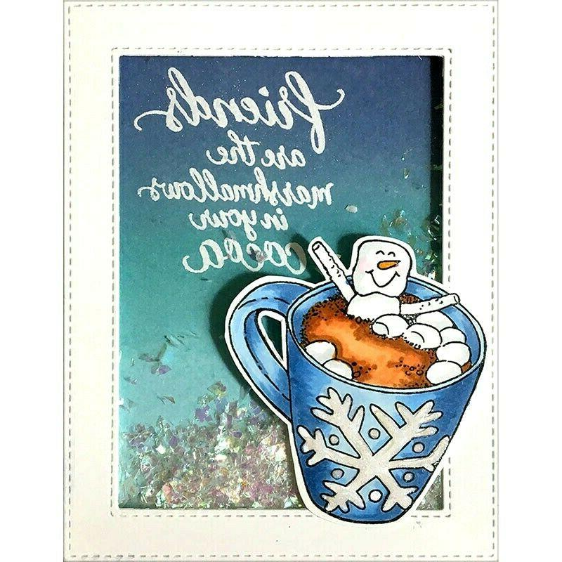 Stampendous Cling Set