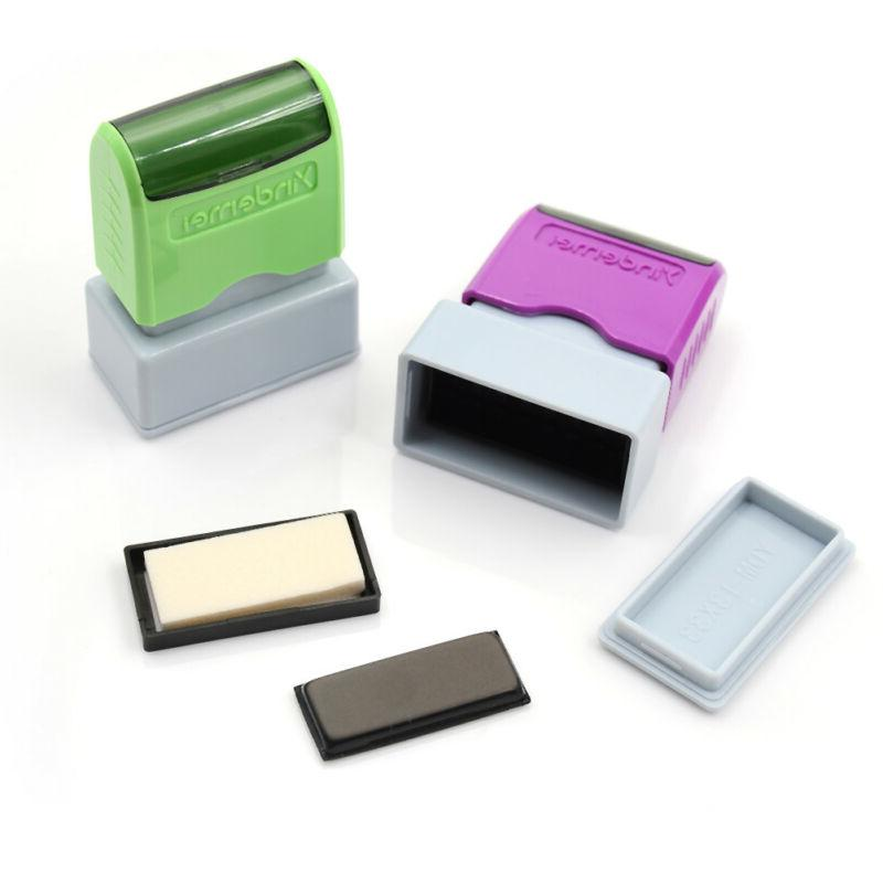 self office stamp case/pad XE