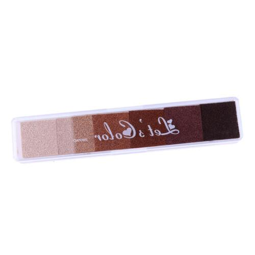 DIY Coffee Craft Ink Pads for Rubber Stamp Card Paper Wood F