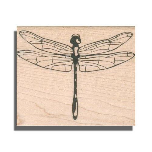 DRAGONFLY Rubber - With Color Stunning New!