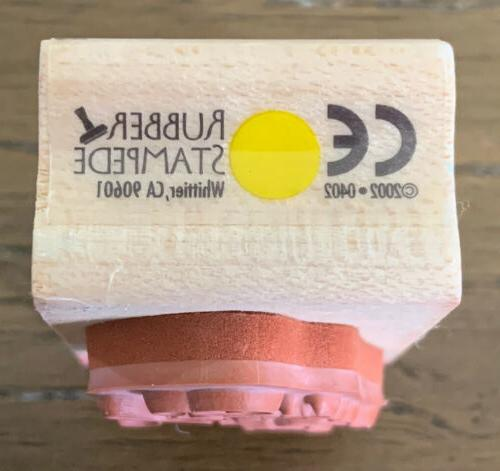 Rubber STAMPED Rubber Stamp 2002