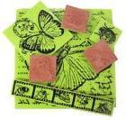 Inkadinkado Entomologist Pack  Piece Rubber Stamp Kit