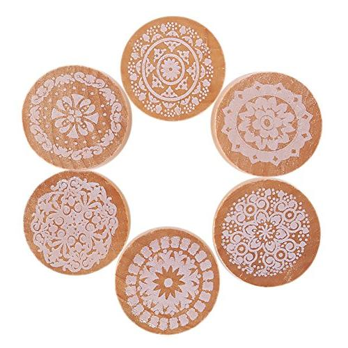 Decora 6pcs Round