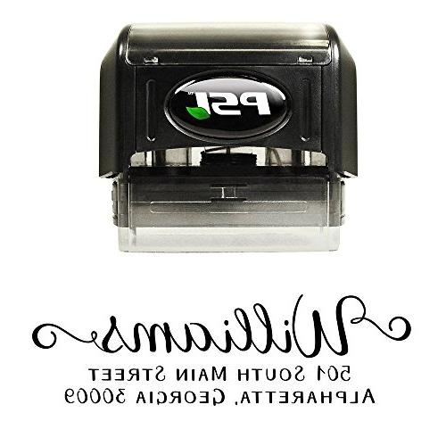 lovely custom personalized self inking