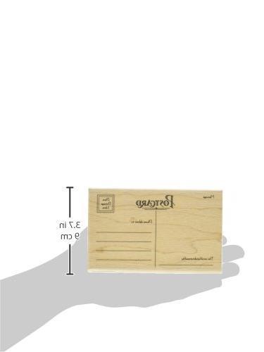 "Penny Black PB1369L  Mounted Rubber Stamp 5.5/""x3.25/""-Postcard"