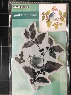 new rubber stamp season s tweeting bird