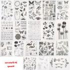 new silicone clear rubber stamps scrapbooking album