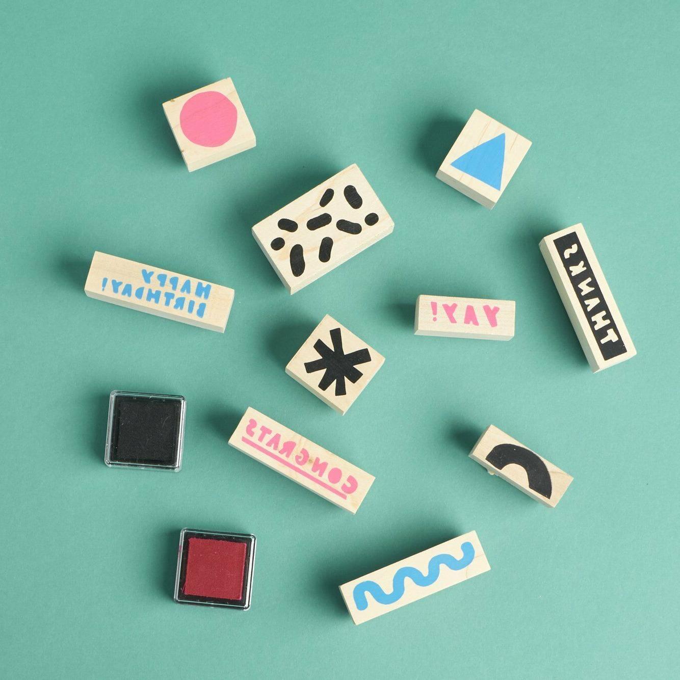 NWT Workshop PopSugar in Pkg- 10 stamps