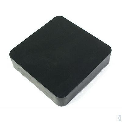 "Rubber Bench Block 4 x 4 x 1"" - 12-090"