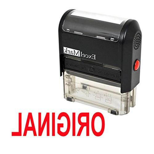 self inking rubber stamp ink